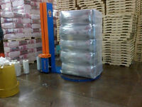Used Stretch Wrapper: Fox FPS 300 Pallet Wrapper (22)