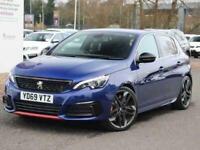 2019 Peugeot 308 1.6 PureTech 260 GTi 5dr Hatchback Petrol Manual