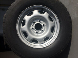 Ford F150 Spare Tire