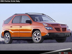 1997-2005 Pontiac Aztek Factory Air Suspension