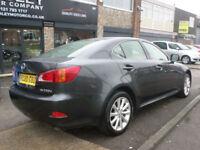 2010 Lexus IS 220d 2.2TD ( 17 Alloy ) SE 4DR 60RED Diesel Grey