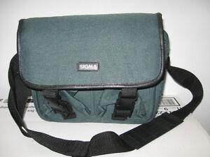 Sigma camera camcorder bag Like new