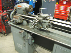Metal Lathe by south bend.