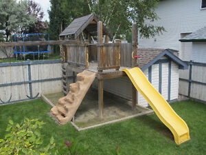 Beautiful Playcentre for Children