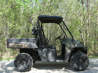 2012 Polaris Ranger Browning XP EPS