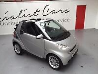SMART FORTWO PASSION CONVERTIBLE [GREAT EXAMPLE / SUPERB SPEC]