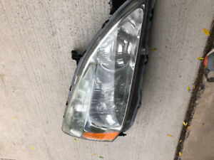 2003 to 2007 Honda Accord headlights