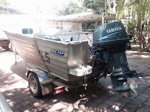 Sea Jay 4.15 boat Millner Darwin City Preview