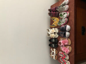 Souliers occasion fille 12-24 mois