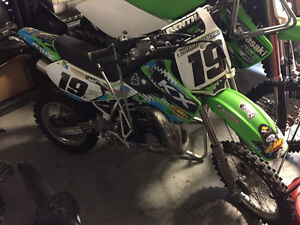 KAWASAKI DIRTBIKE - EXCELLENT CONDITION