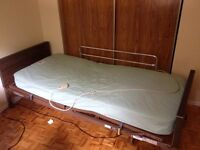 Single Size Electric Hospital Bed