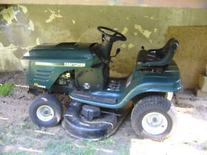 Sears Craftsman Riding Mower