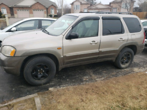 2001 Mazda Tribute / Escape