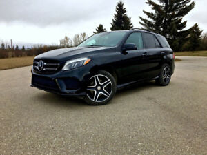 Immaculate 2016 Mercedes GLE350d