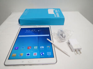 "Samsung Galaxy Tab A Tablet with S Pen 9.7"" Quad Core 16GB SNote"