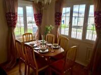 Luxury Static Caravan Lodge REDUCED FOR QUICK SALE in North Wales near Towyn