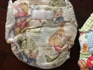 5 Super cute cloth diapers for photos Kingston Kingston Area image 1