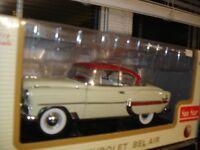 Chevrolet Bel Air 1953 diecast 1/18 die cast rare