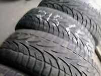 4 Arctic claw winter tires:215/65R16