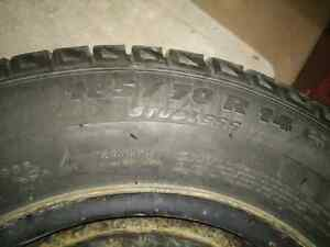Michelin X-Ice Xi2 Winter Tires and Rims for Honda Civic Kitchener / Waterloo Kitchener Area image 4