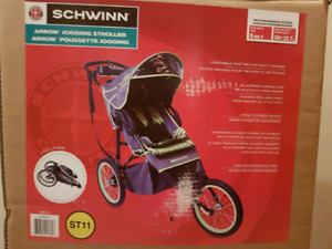 Schwinn Arrow Jogging Stroller