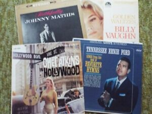 Various LP Record albums for sale