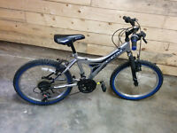 "Boys 12 Speed 20"" CCM Fox Bike for 6-12yr old"