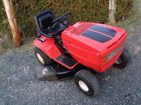 Tractor mower tracteur tondeuse