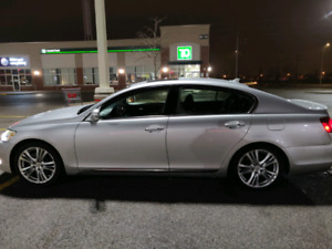 F:S 2008 Lexus GS450H in excellent condition