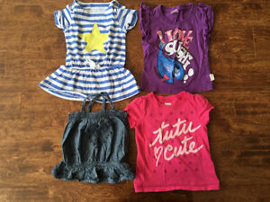 Very cute girls 2T size clothes for $10 Oakville / Halton Region Toronto (GTA) image 1