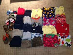 MUST SEE Baby Boy Cloths Strathcona County Edmonton Area image 2