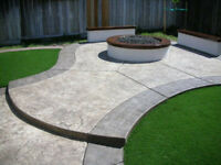 CONCRETE - LANDSCAPING - ASPHALT - DECK - FENCE - PAVING