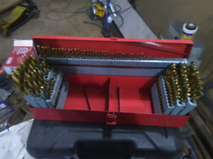 Drill bits over 100 pieces