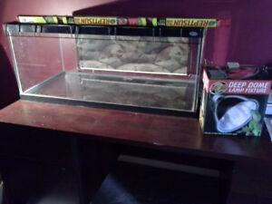 Reptile tank for sale