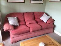Free - 2+3 seater sofa Free