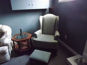 Chairs, Coffee & End Tables, Sofa Bed, Downriggers London Ontario image 3