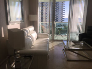 Hollywood/Hallandale Florida Beach Front Condo 2Br