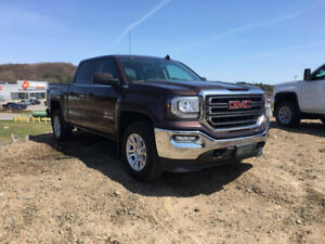 2016 GMC Sierra 1500 SLE Z71 Full Warranty! Can be financed