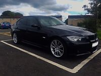 BMW 325i M SPORT E90 ##FULLY LOADED## MAY SWAP FOR VXR,R32,STI