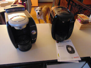 2 tassimo coffee maker in great shape for office home for that