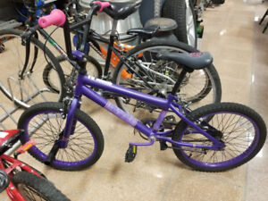 Huffy Girls Brazen BMX 20""