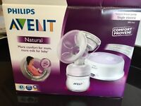 Single electric breast pump. Philips avent