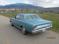 RARE 1966 FALCON FUTURA SPORTS COUPE RESTORED