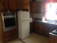 Kitchen cabinets for sale must go !!