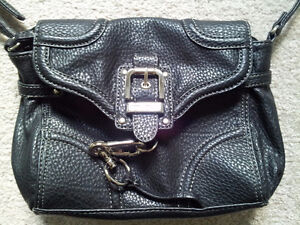 New Authentic Nine West Black Cross Body Bag London Ontario image 2