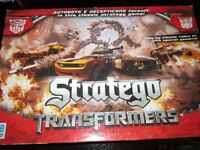 Stratego transformer edition