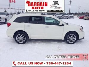 2011 Dodge Journey R/T  ,Leather,AWD