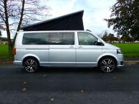 2010 10'reg VW Transporter T5.1 LWB 1.9 TDi SE Camper**Pop Top Roof**4 Berth**