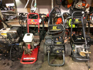 Power Washers Pressure Washers for sale $199 +up + TOOLS 4 SALE!