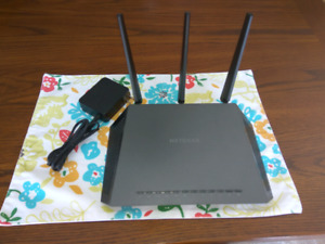 Netgear Nighthawk R7000 WiFi Router